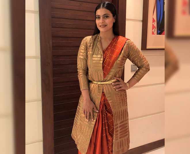 blouse from  kajol  closet
