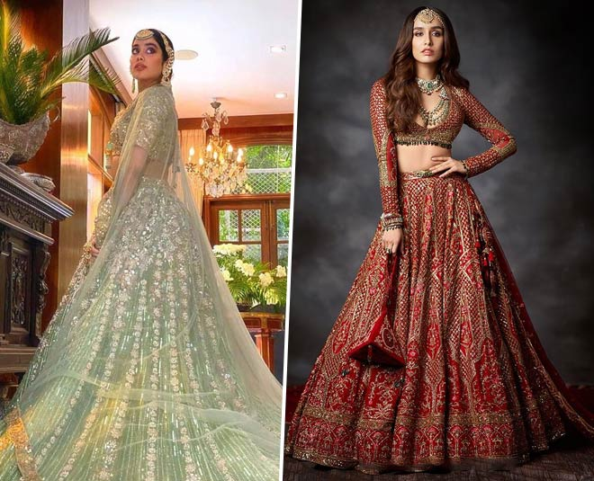 Bridal Lehengas From India Couture Week