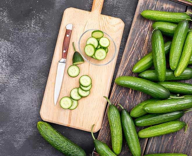 Effect Of Cucumbers On Your Health