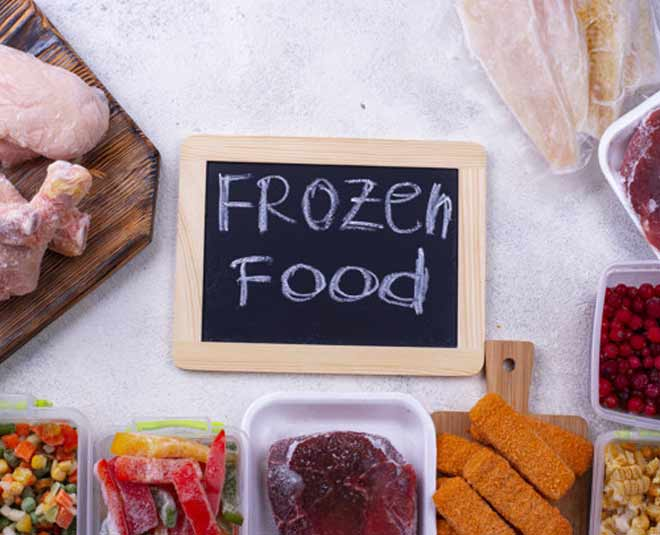 Frozen Food Know The Right Way Of Thawing Deep Freeze