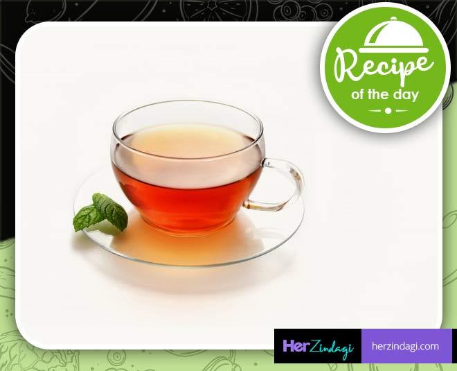 Ginger  Licorice  Tea  Recipe
