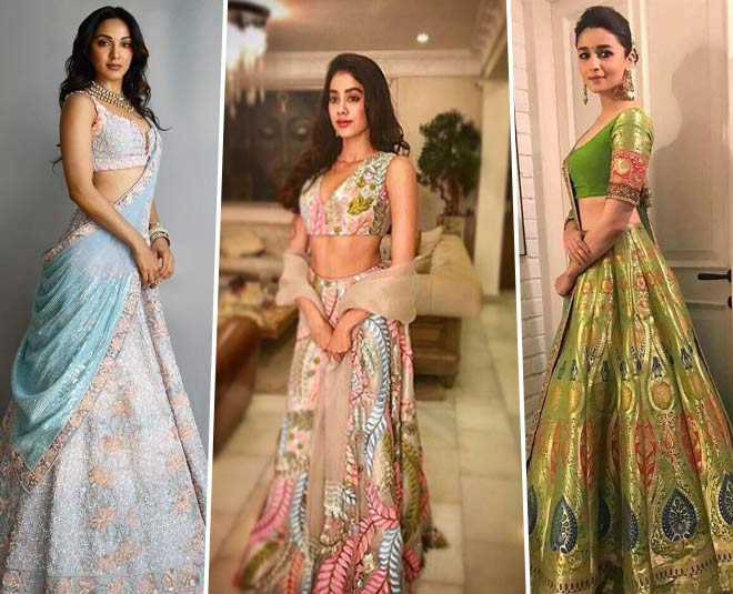 Handy Tips To Help You Look Taller In Your Lehengasss