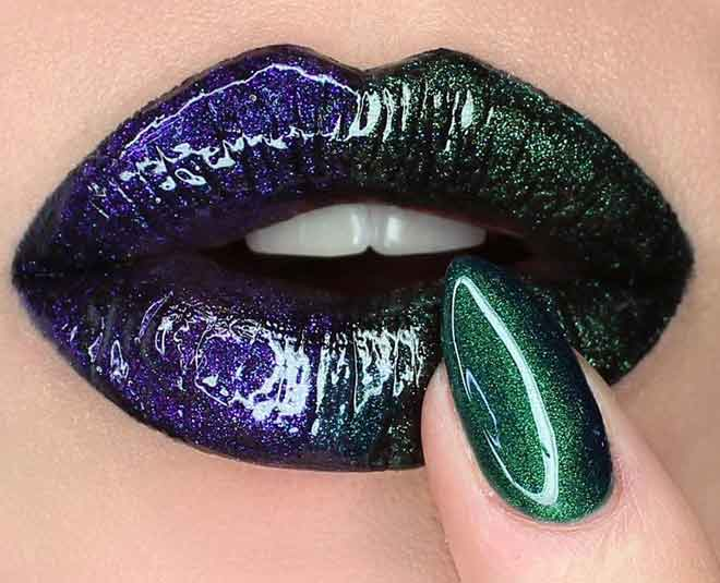 Here Are Five Easy Lip Art Designs To Try Out At Home