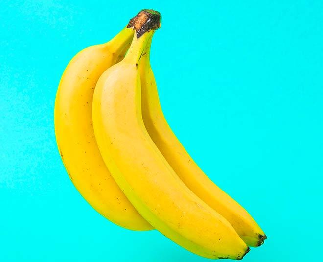 banana for face
