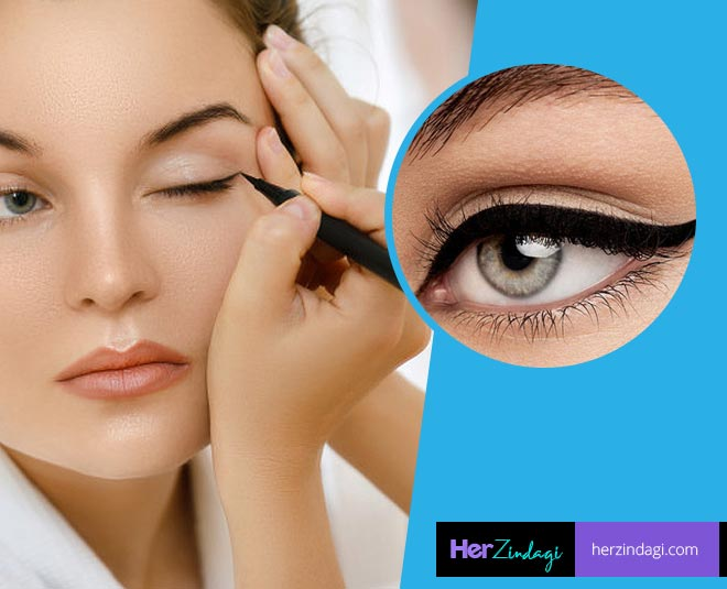 best hacks for winged eyeliner