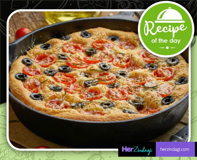 best recipe of skillet pizza