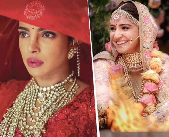 best wedding looks of bollywood brides