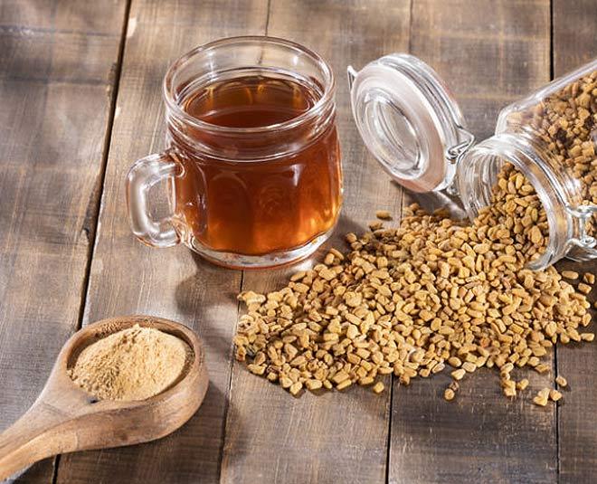 fenugreek seeds tea benefits