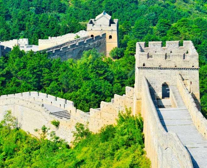interesting facts about the great wall of china story