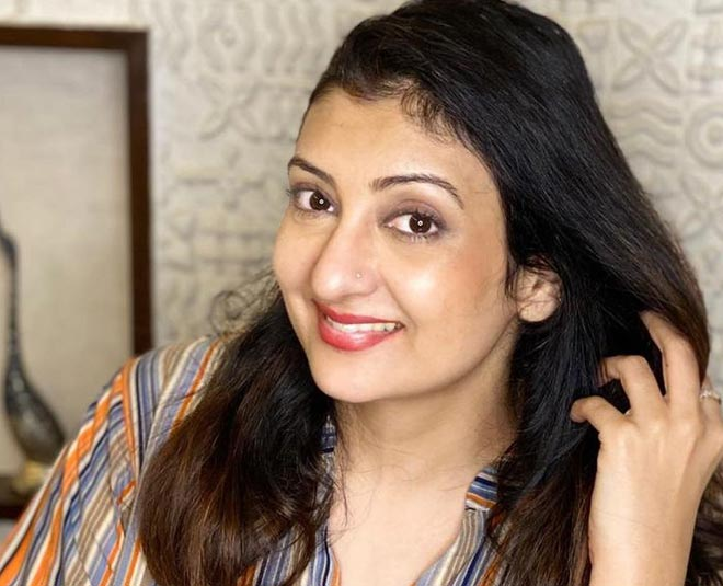 juhi parmar tips for strong hair