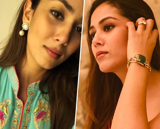 Take Inspo From Mira Rajput Kapoors Minimalist Jewellery