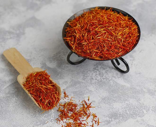saffron oil for skin