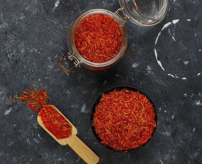 saffron oil main