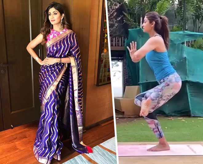 shilpa shetty fitness secret utkatasana main