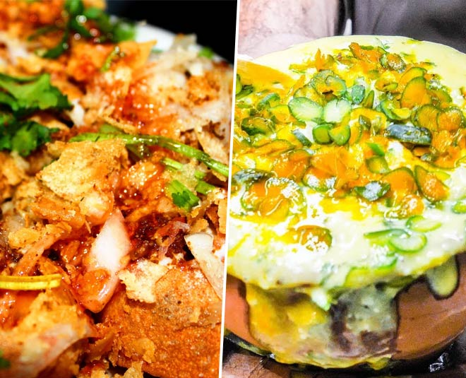 these are famous street food items in varanasi