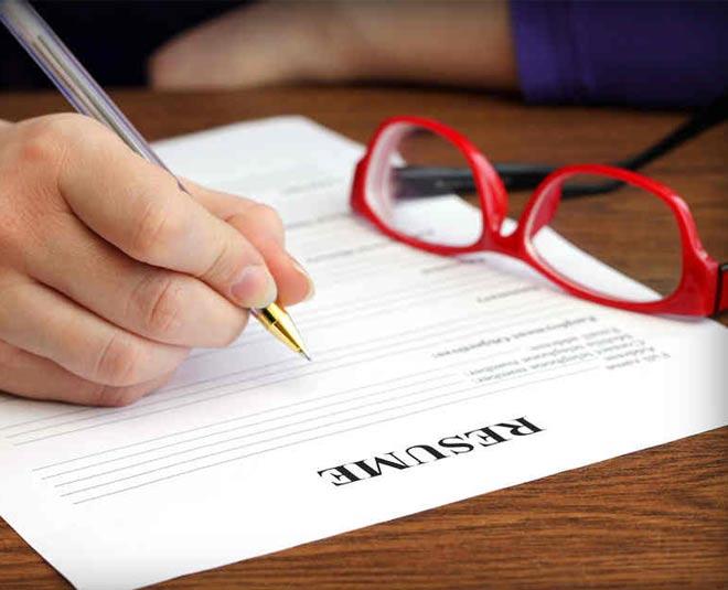 tips to make an impressive resume