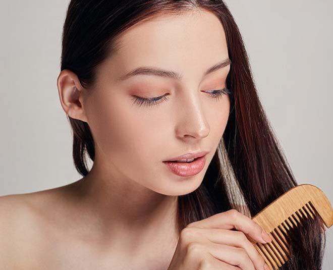 wooden comb main