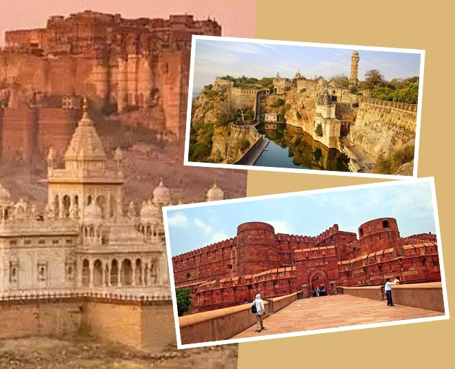 famous forts in india know