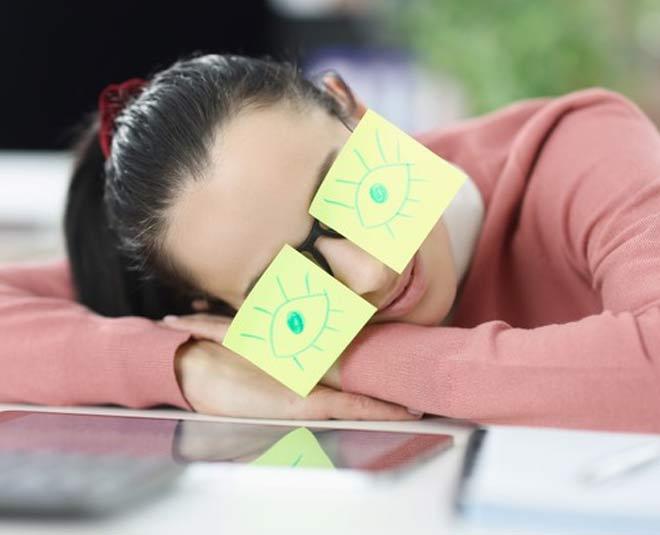 Bid Adieu To Post Lunch Drowsiness