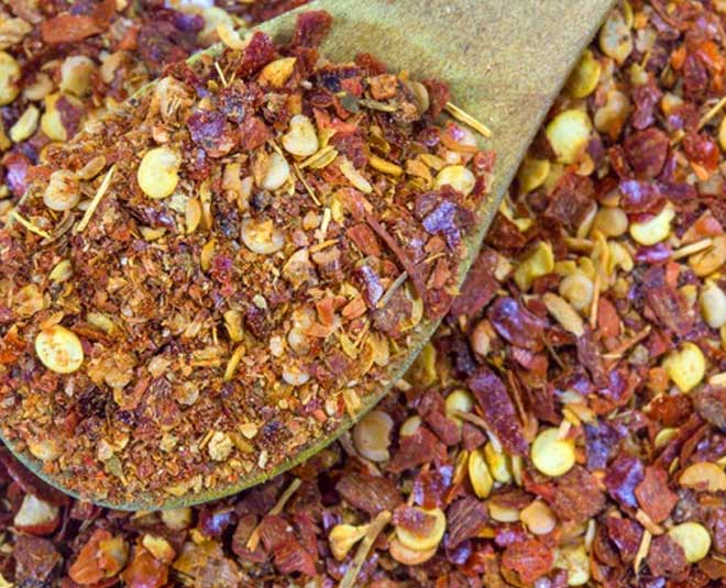 Here's How Chilli Flakes Can Spice Up Your Health ssss