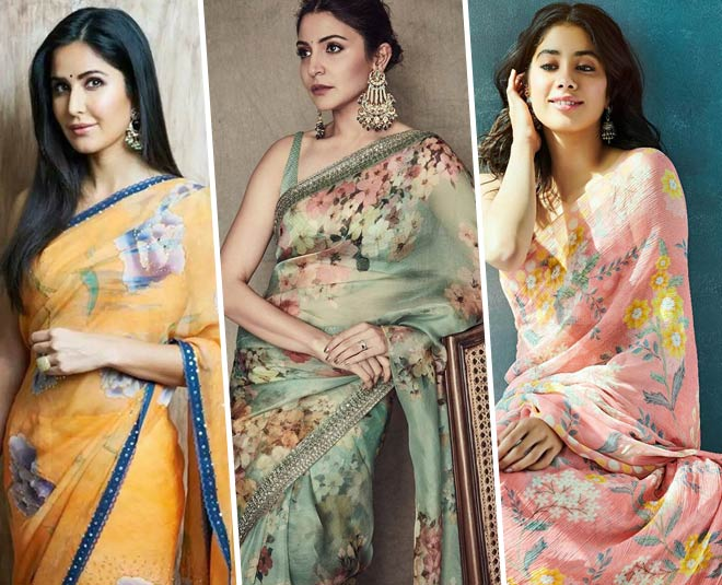 Pastel Sarees For Summers