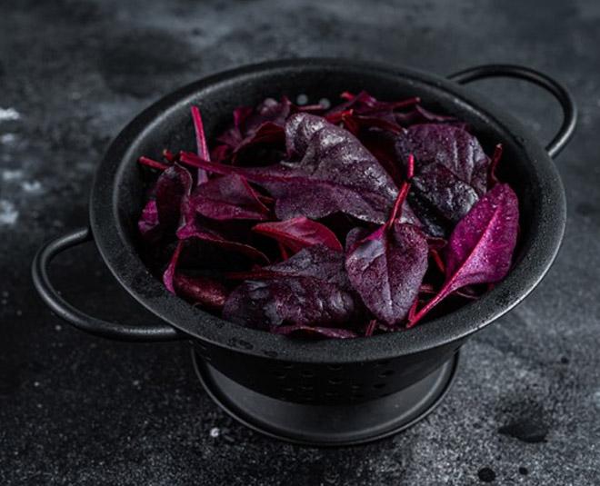 Red Spinach Health Benefitsssssss