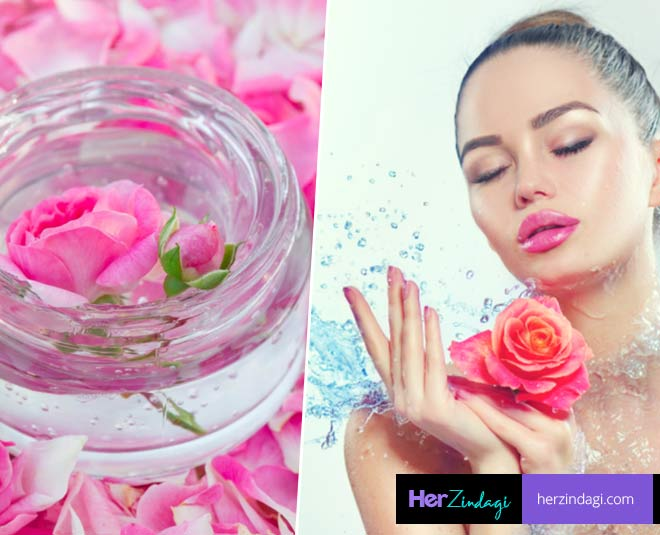 Rose Gel Beauty benefits