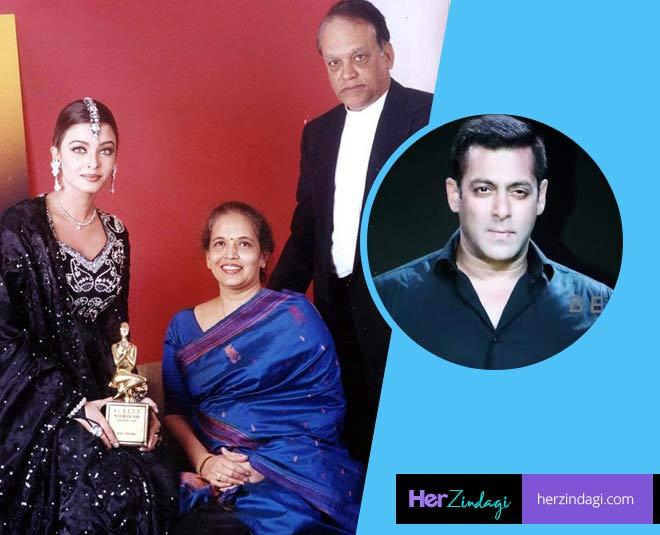 Salman Khan Said About Aishwarya Rai's Parents