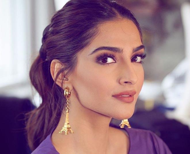 Sonam Kapoor harper shoot m