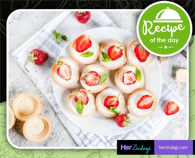 Yoghurt Berry Bites Recipe