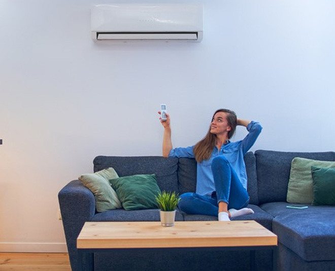 ac in living room