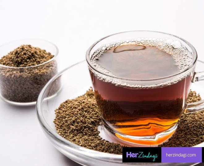 ajwain carom seeds tea health