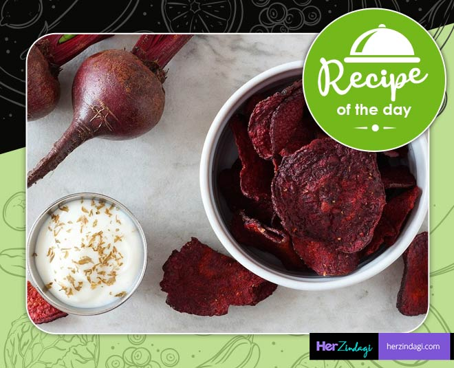beetroot chips easy recipe