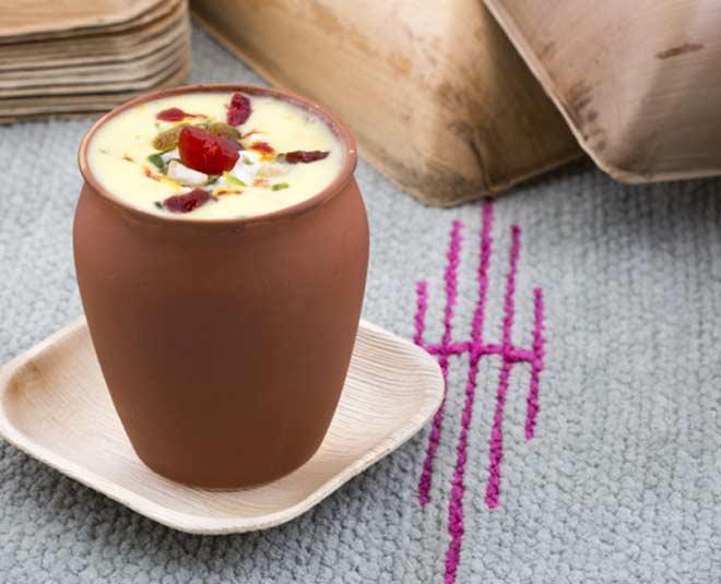 benefits of drinking lassi