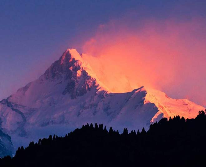 best facts about kanchenjunga