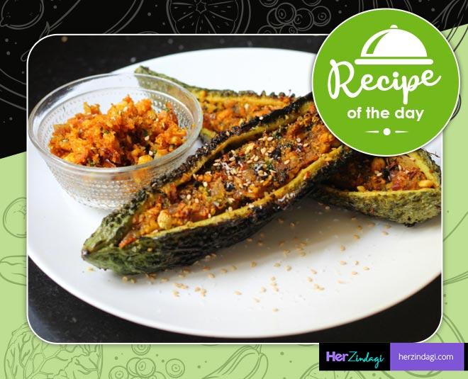bharwa karela recipe Main