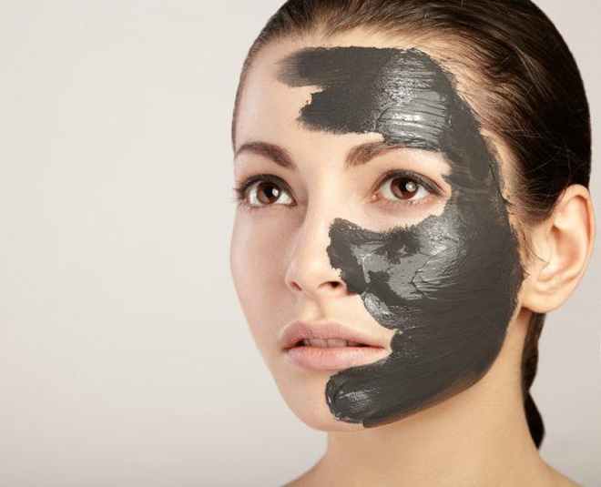 black seed face maskm