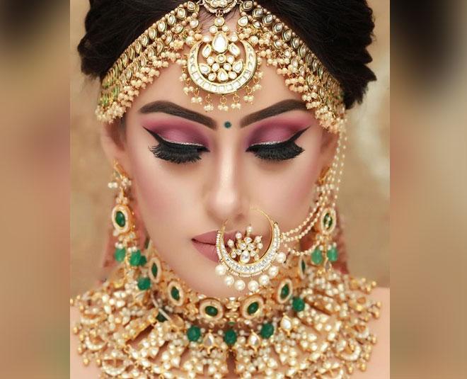 bridal makeup tips at home