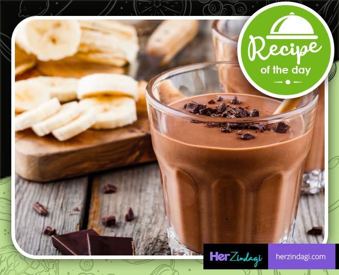 cacao smoothie healthy recipe main