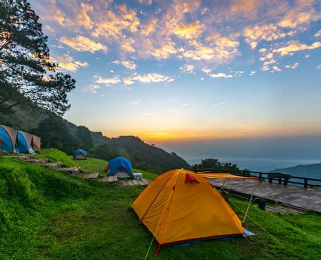 camping destinationm