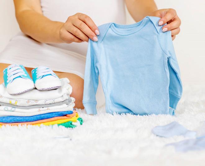 children's clothes at