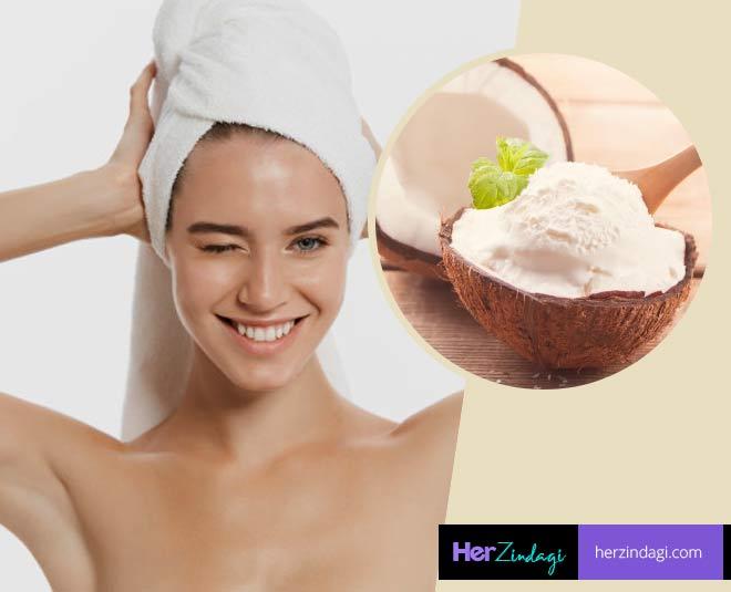 coconut cream uses