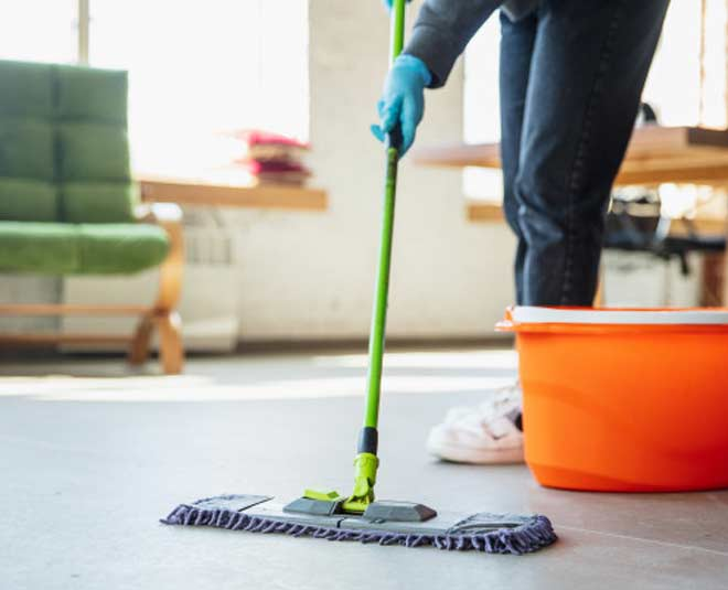 home cleaning main