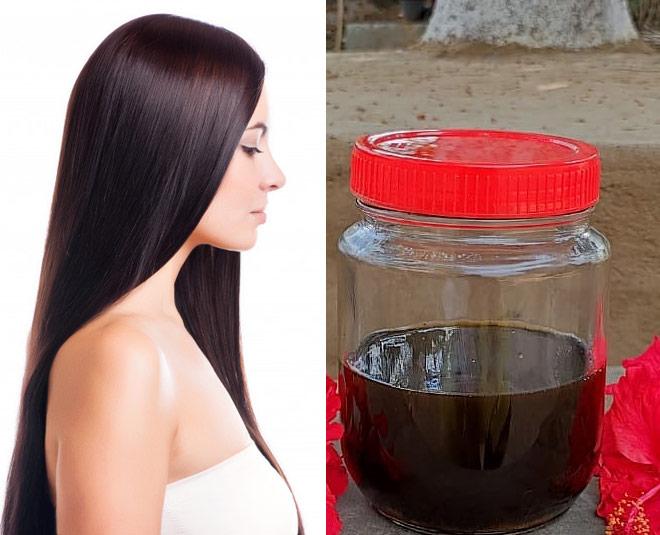 homemade herbal hair oil rekha diwekar how to make