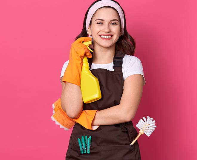 household chores for fit body m
