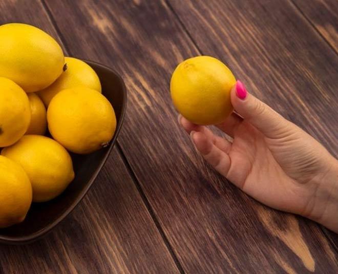 how to buy good and juicy lemons