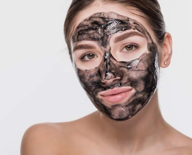 how to make charcoal peel off mask