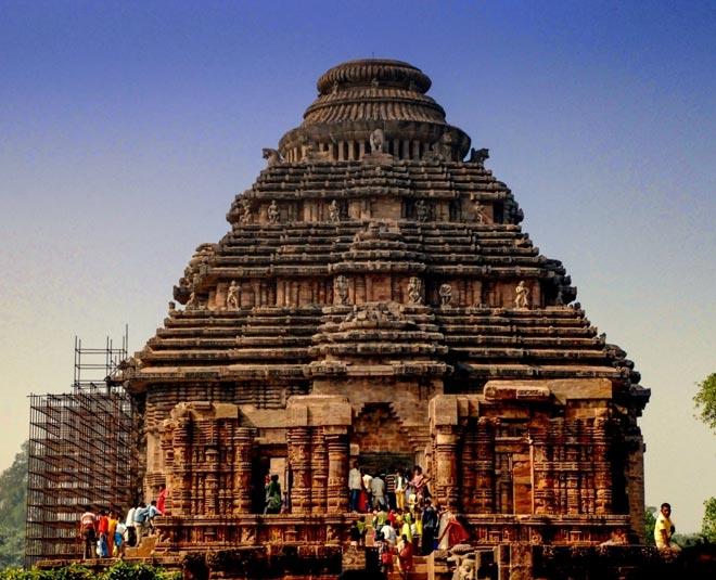 konark temple pic