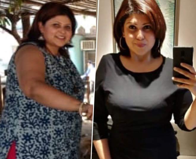 main, Ria ankhola weight loss tips