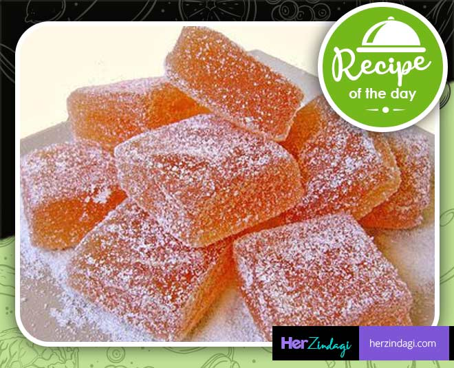 mango candy easy recipe at home
